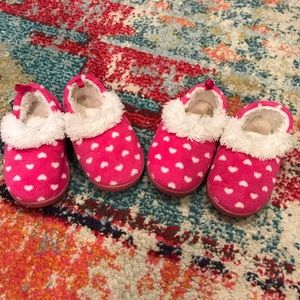 TWINS!! House slippers!